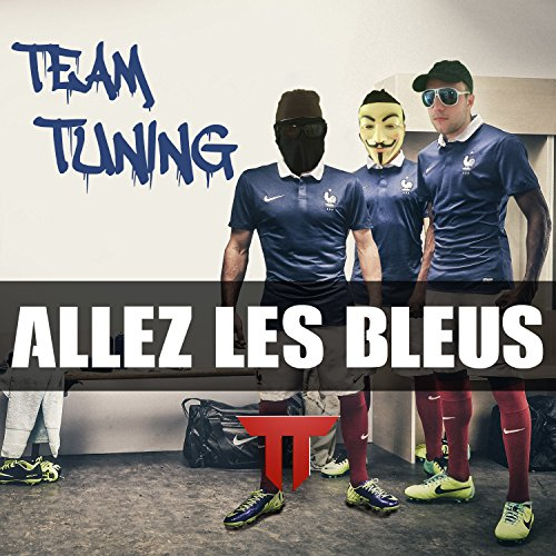allez les bleus by team tuning on amazon music. Black Bedroom Furniture Sets. Home Design Ideas