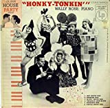 WALLY ROSE HONKY TONKIN' vinyl record
