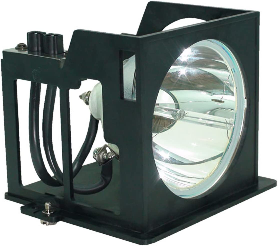 Powered by Philips AuraBeam Professional Television Replacement Lamp for Vivitek RP56HD22A with Housing