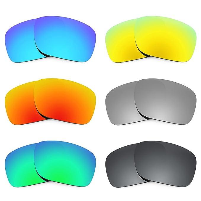 Revant Combo de 6 pares de lentes polarizados, de reemplazo, para Oakley Holbrook K025: Amazon.es: Ropa y accesorios