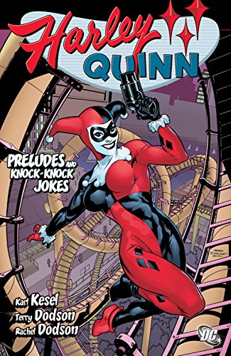 Amazon harley quinn 2000 2004 vol 1 preludes and knock harley quinn 2000 2004 vol 1 preludes and knock knock fandeluxe Images