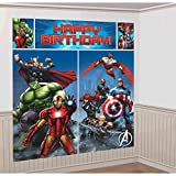 Best Amscan Man Posters - 5-Piece Avengers Scene Setter Set, Multicolored Review