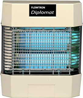 """product image for Flowtron White Plastic 80 Watt Commercial Indoor Insect Killer - 15 1/4""""L x 5 1/4""""W x 18""""H"""