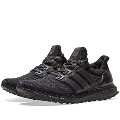 adidas ultra boost mens black white