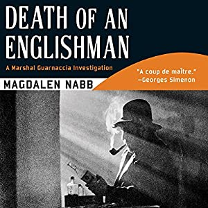 Death of an Englishman Audiobook
