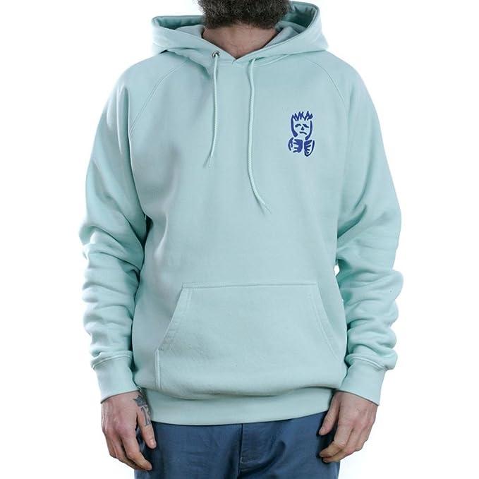 Polar Skate Co.. - Sudadera - para Hombre Azul Agua Medium: Amazon.es: Ropa y accesorios