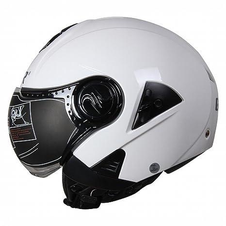 GCC Motocicleta Coche Eléctrico Harley Casco Casco de Casco de ...
