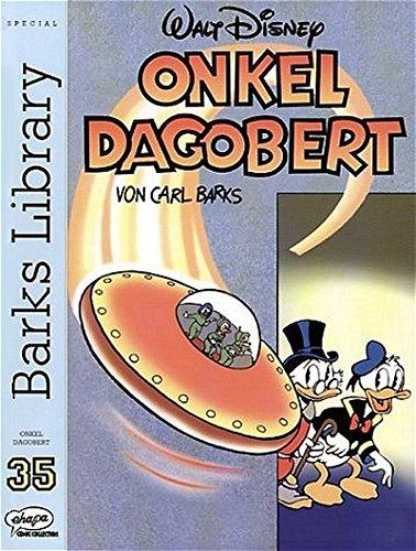 Barks Library Special / Onkel Dagobert Taschenbuch – 2003 Carl Barks Michael F Walz Erika Fuchs Egmont EHAPA