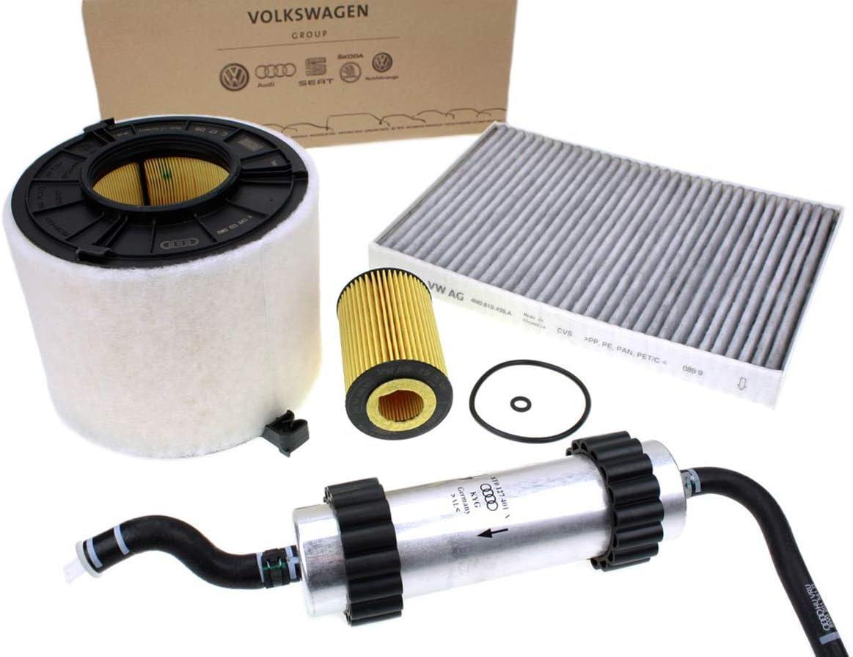 Original Tdi Inspektionspaket Filter 2 0l Diesel Motor Service Motorfilter 4 Teilig Auto