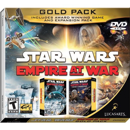 Star Wars: Empire at War: Gold Pack