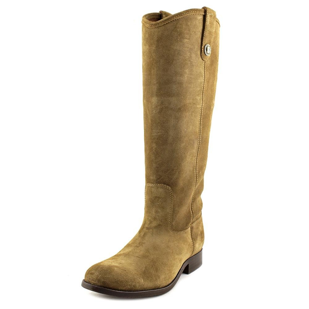 Cashew Suede Frye Women's Melissa Button Boot