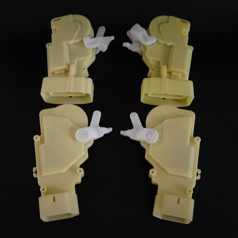 1 Set Front/Rear Left/Right Door Lock Actuator for 1999-2003 Lexus RX300 2pins ElifeParts