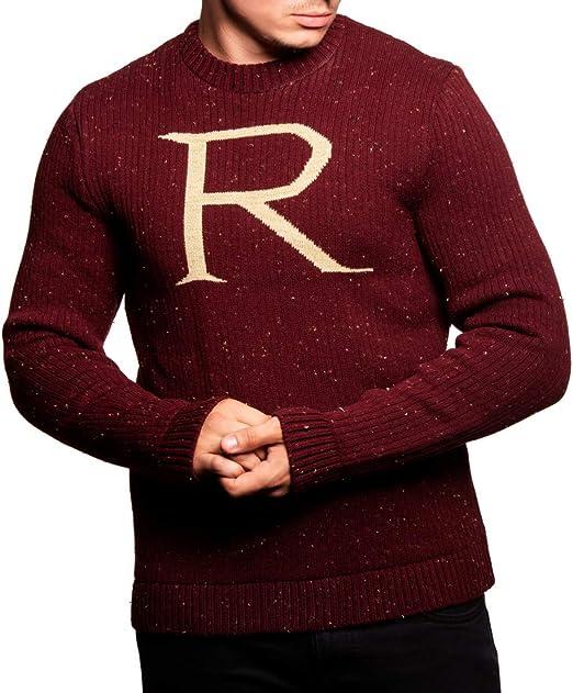 Réplica oficial de Harry Potter para jersey de Navidad