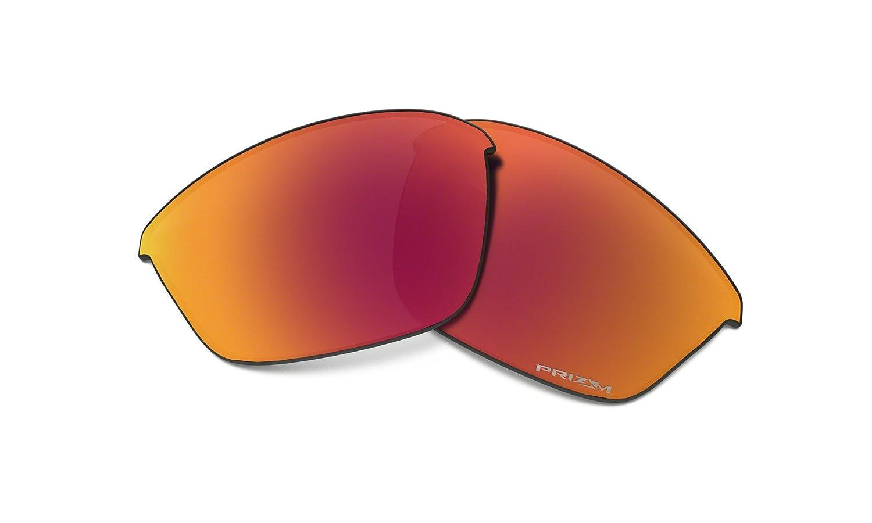 oakley - flak jacket xlj - prizm daily polarized replacement lenses