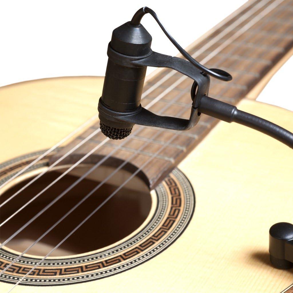 Tie tcx110 Instrumento Micrófono para guitarra: Amazon.es ...