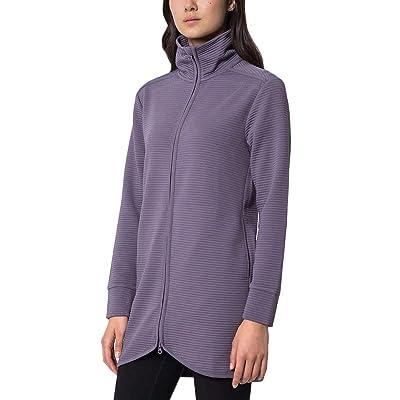 Mondetta Performance Gear Womens Ottoman Long Jacket: Clothing