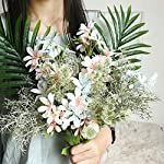 starlit-1Pc-Vivid-Color-Artificial-Flower-Freesia-Garden-DIY-Stage-Party-Home-Wedding-Craft-Decor-White