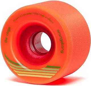 product image for Orangatang Cage 73 mm Freeride Longboard Skateboard Wheels (Set of 4)