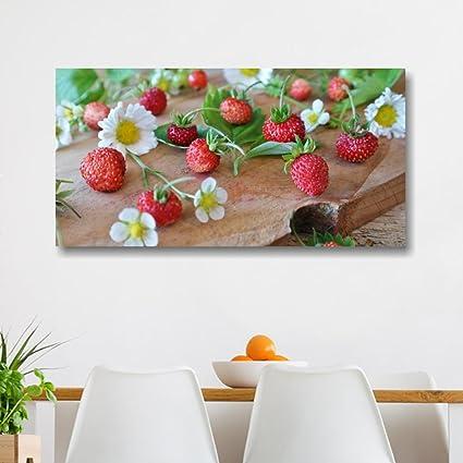 Quadri L&C ITALIA Quadro cucina frutta 4 - quadro artigianale stampa ...