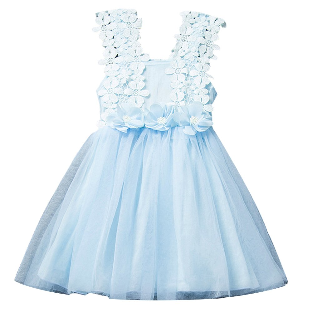 Superior Materials Flower Girl Dresses Reliable Flower Girl Dresses Princess Prints A Christmas Holiday Performance Dress Girl Christmas Party Banquet Dress Weddings & Events