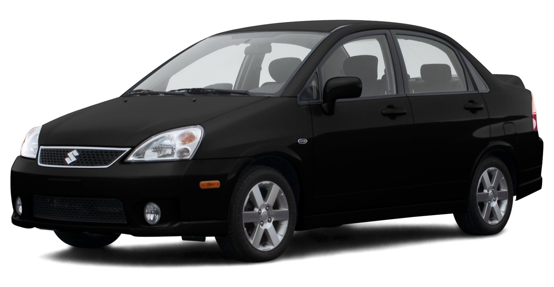 ... 2007 Suzuki Aerio, 4-Door Sedan Automatic Transmission Front Wheel  Drive ...