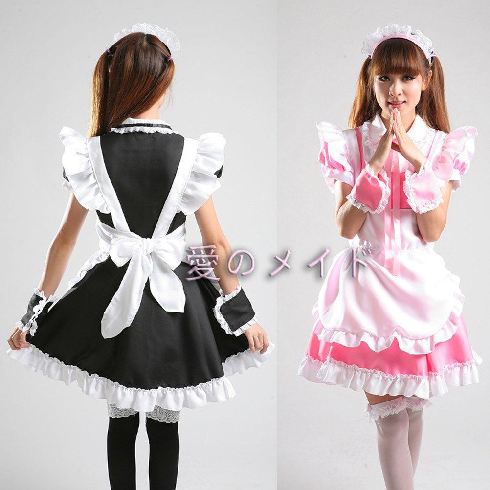 cosplay de maid sexy