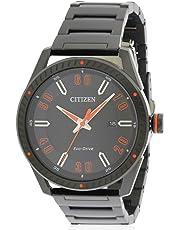 Citizen Drive Black Stainless Steel Mens Watch BM6995-51E