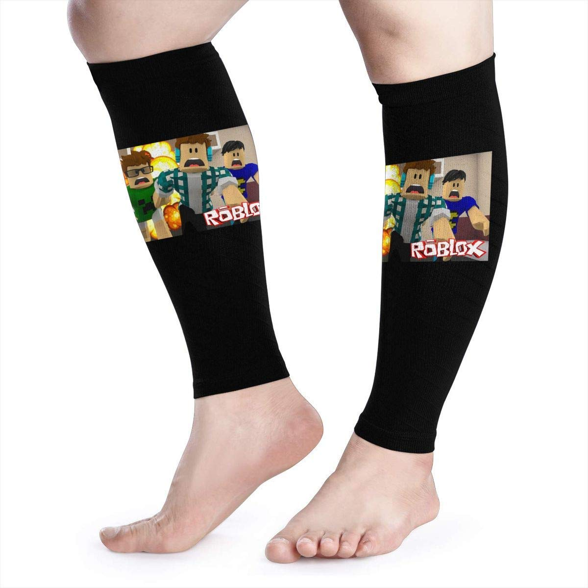 Mangas de compresión para pantorrillas Leg Performance Support Roblox