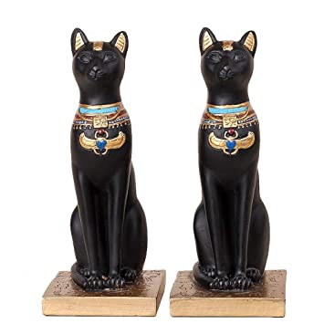 ... Estantería Adornos Artesanías Gato Miniatura Exótica Artesanía De Escritorio Modelo De Decoración del Hogar Accesorios Gatos Regalos: Amazon.es: Hogar