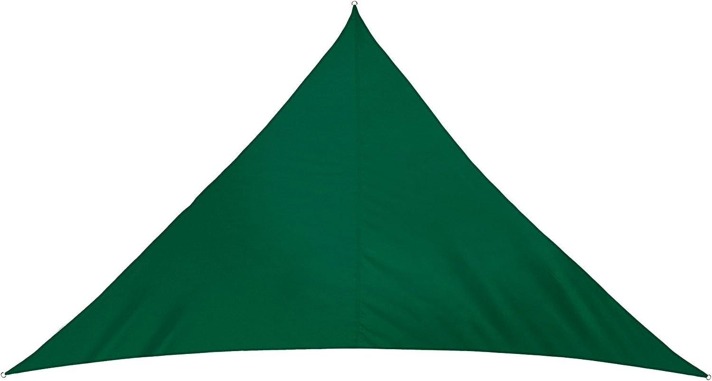 jarolift Sonnensegel Dreieck wasserabweisend 510 x 360 x 360 cm anthrazit