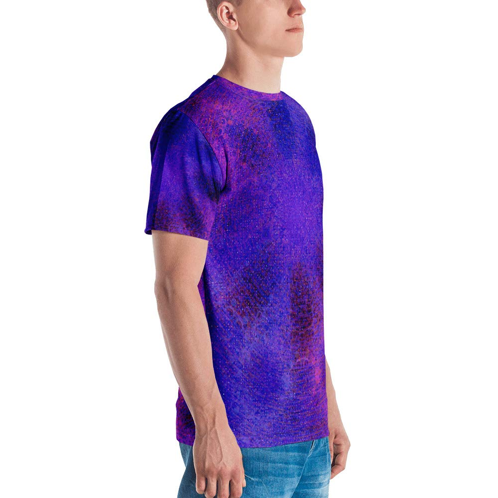 Spellbound Clothing Mens T-Shirt Villainous Deflector Full Print Premium Knit 100/% Polyester Jersey