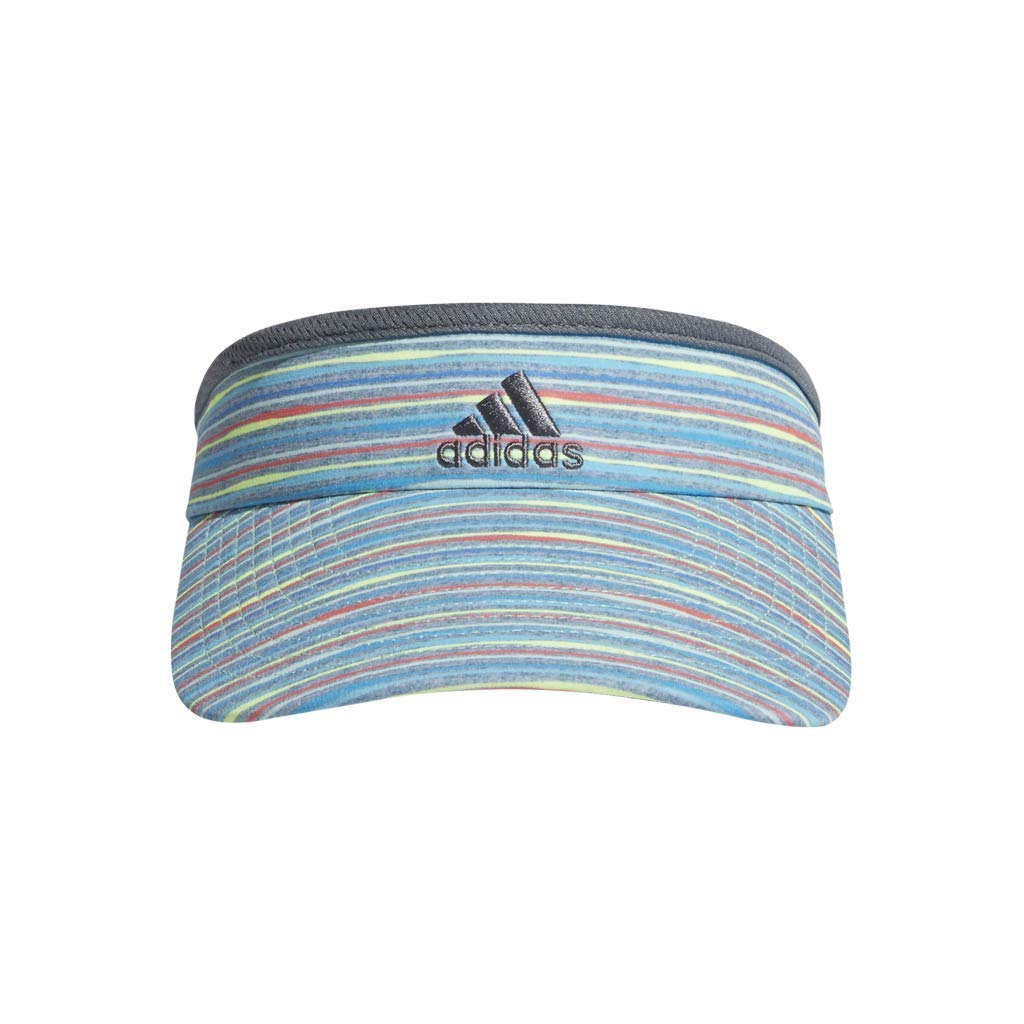adidas Women's Match Visor, Andrea Prism Pink/Onix, One Size