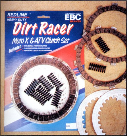 Drive Manufacturer Part Number - CK SERIES CLUTCH KIT, Manufacturer: EBC, Manufacturer Part Number: CK5612-AD, Clutch springs and metal discs sold separately, unless otherwise stated, Stock Photo - Actual parts may vary.