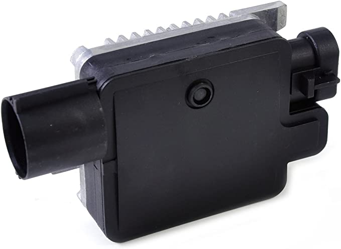 beler Engine Cooling Fan Control Relay Module Fit for Ford Crown Victoria Lincoln Mercury # 6W1Z8B658AC