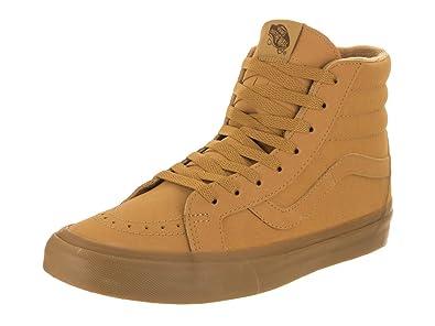4a0df502c55966 Vans SK8-Hi Reissue Vansbuck Light Gum Mono 41  Amazon.co.uk  Shoes   Bags