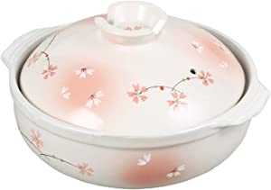 donabe rice cooker classic and modern japanese clay pot made in japan for one or two person's use