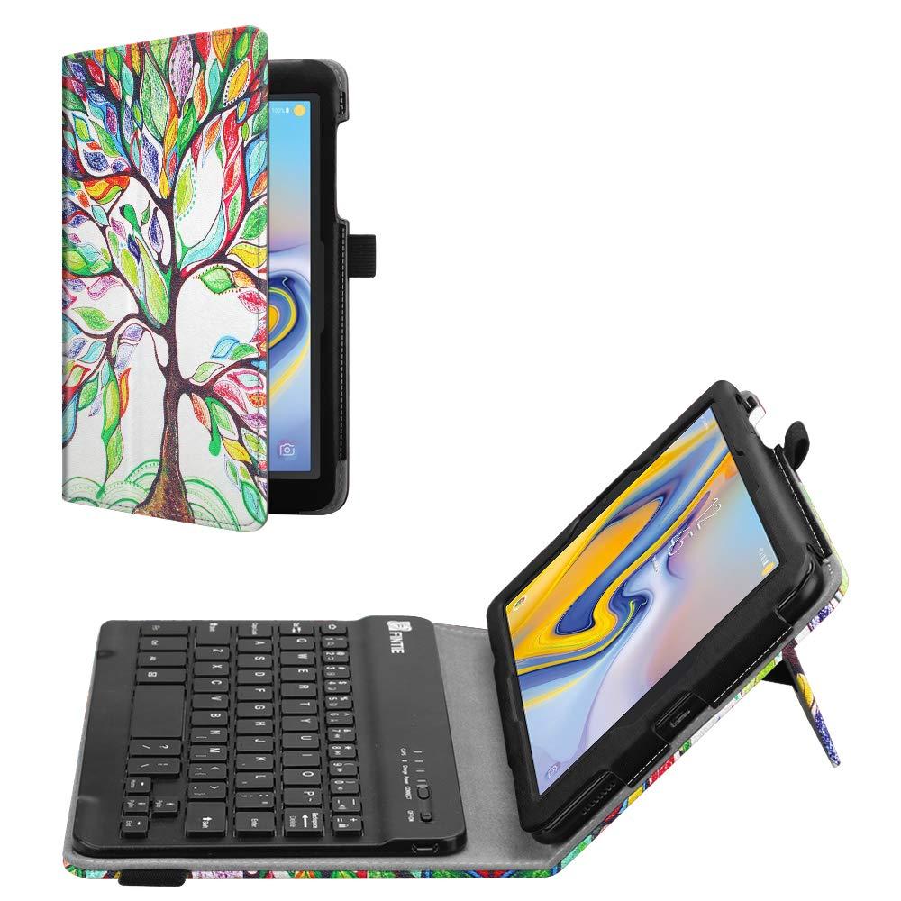 Funda + Teclado Galaxy Tab A 8.0 (2018) FINTIE [7KXL7DZ8]