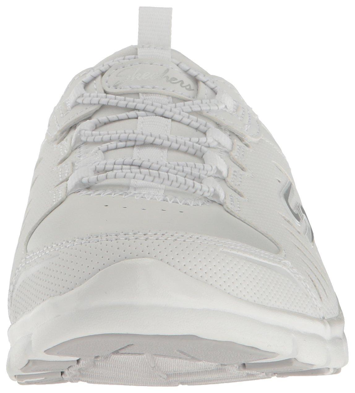 Skechers Sport Women's Gratis Optimist Fashion Sneaker B01N367V1V 8 M US|White