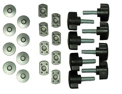 amazon com amazingli hard top quick removal fastener thumb screw rh amazon com jeep wrangler yj hardtop wiring harness Jeep YJ Front Axle