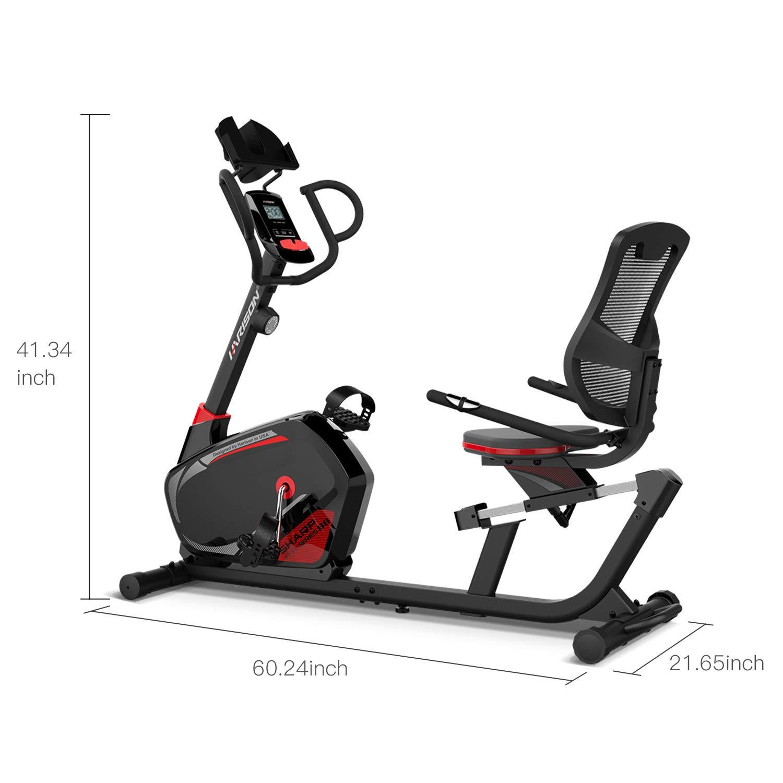 Home Gym Equipment Bike Ipad Holder Cardio Fitness