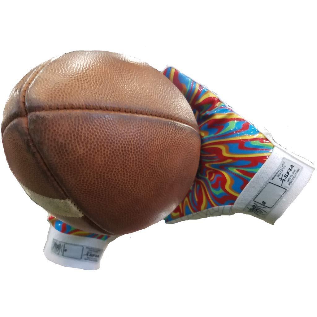 Spiderz RAW Extra Tacky Sticky Grip Football Receiver Gloves