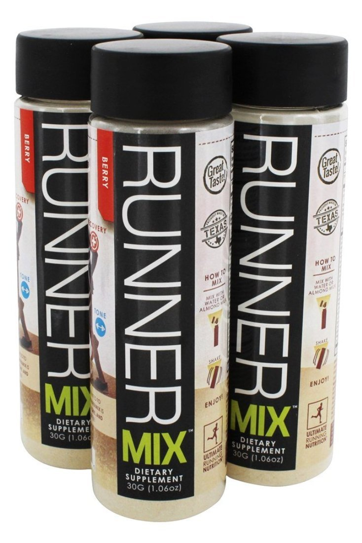 Runner Mix Nutritional Recovery Drink for Running