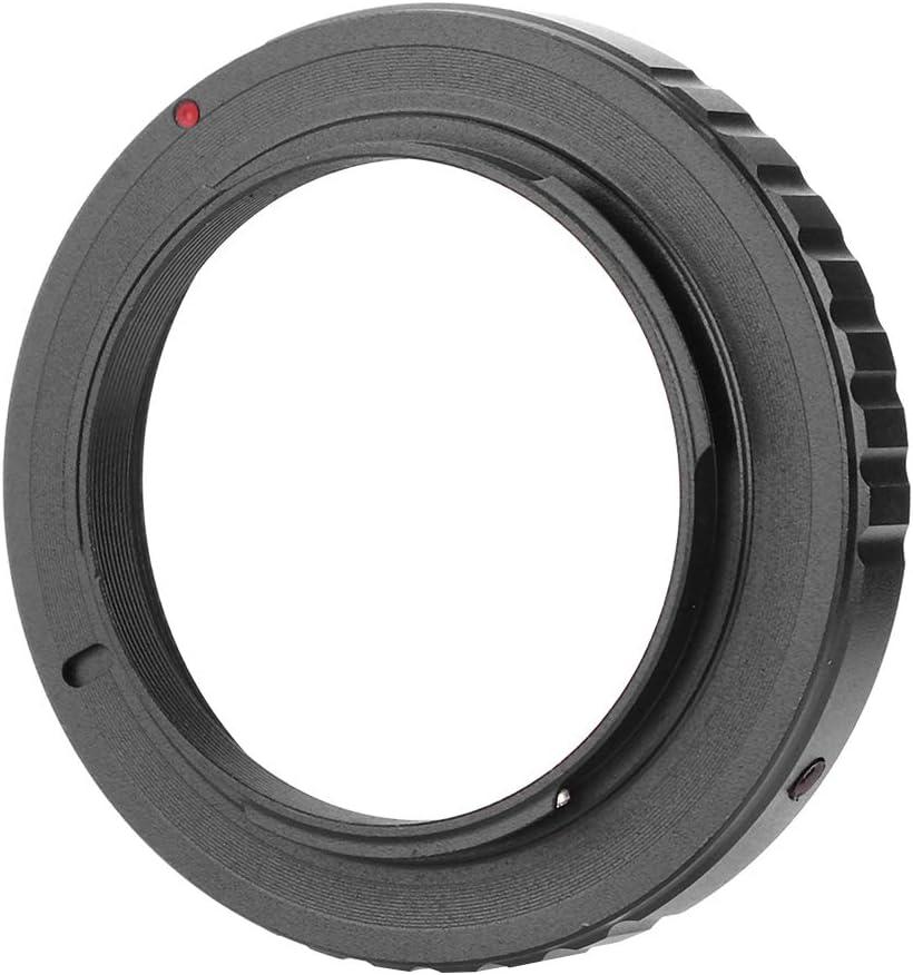 Aluminum Alloy Telescope Mount Vbestlife Camera Lens Adapter Ring for Olympus Mirrorless Camera T2-M4//3