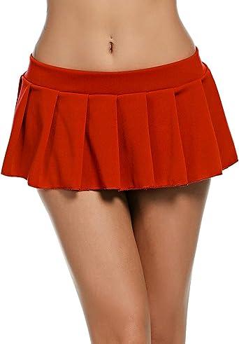 Mini Falda Escuela para Hombres Falda Erótica Falda Plisada ...