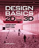 img - for Design Basics: 2D and 3D (with CourseMate Printed Access Card) book / textbook / text book
