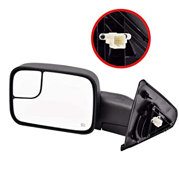 61MzVBz1ixL._SY355_ amazon com dedc dodge tow mirrors dodge ram tow mirrors power Dodge Ram 1500 Jack at n-0.co