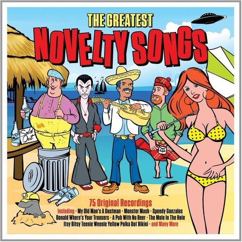 Greatest Novelty Songs
