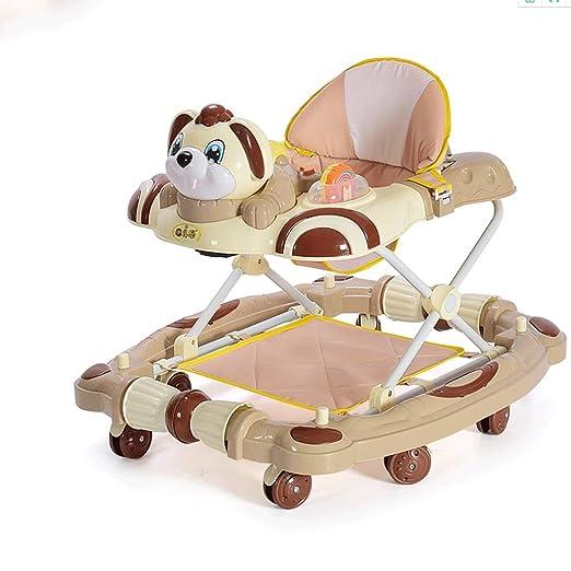RDL Music - Andador para bebé (6 - 18 Meses, multifunción ...