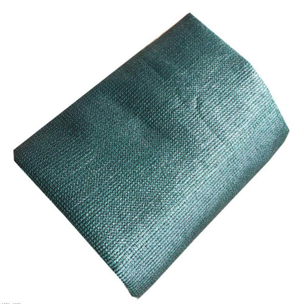 ZHANWEI オーニング シェード遮光ネット 屋外の パティオ 厚くする アンチUV - 濃い緑色、 125g /㎡、 カスタマイズ可能なサイズ (色 : 緑, サイズ さいず : 5x6m) 5x6m 緑 B07Q5D2TMD