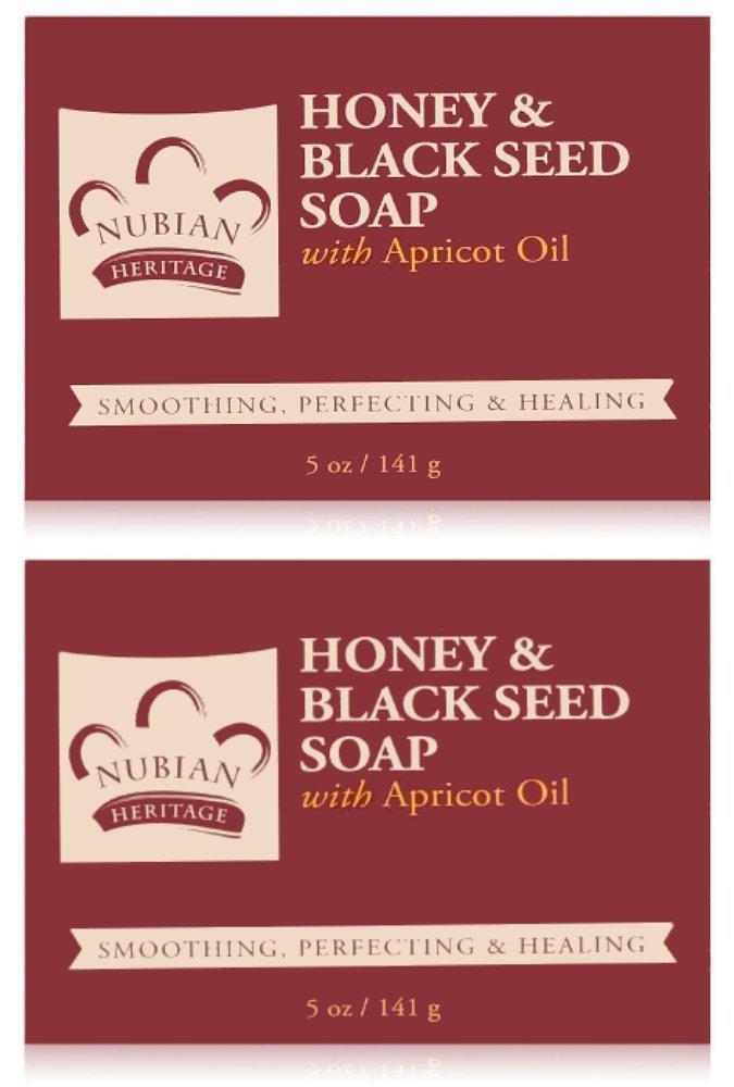 Amazon.com : Nubian Heritage Shea Butter Lotion, Honey and Black ...